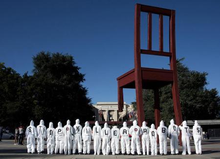 Campaign to stop Killer Robots laureaat Vredesprijs stad Ieper 2020